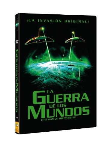 La guerra de los mundos (1952) [DVD]...