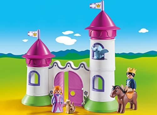 1.2.3 Castillo con Torre Apilable