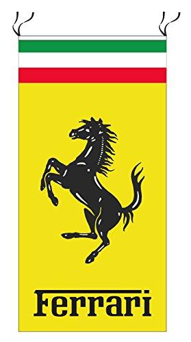 Ferrari Flagge, Gelb