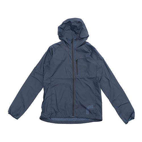 Black Diamond Men's Distance Wind Shell Jacket Astral Blue M