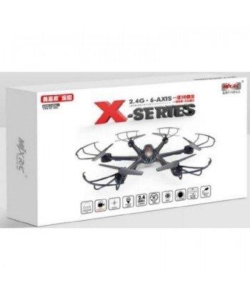 Rocco Giocattoli - Drone 2.4G con Camera Real Time