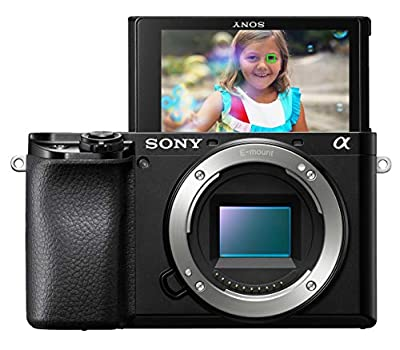 Sony Alpha Mirrorless Camera from