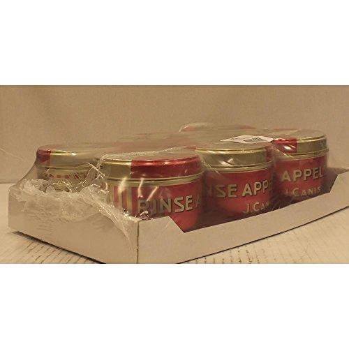 Canisius Blikken Rinse Appelstroop 6 x 450g Dose (Apfelkraut)