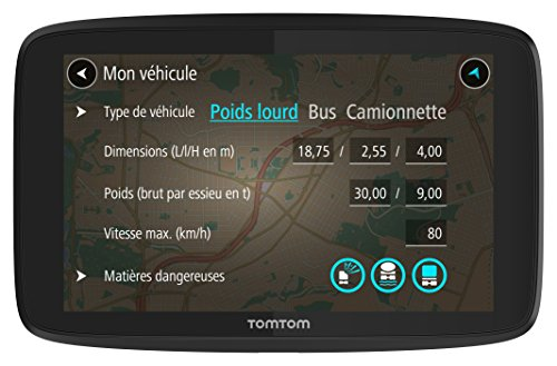 Photo de gps-tomtom-go-professional-6250-ecran-6-pouces