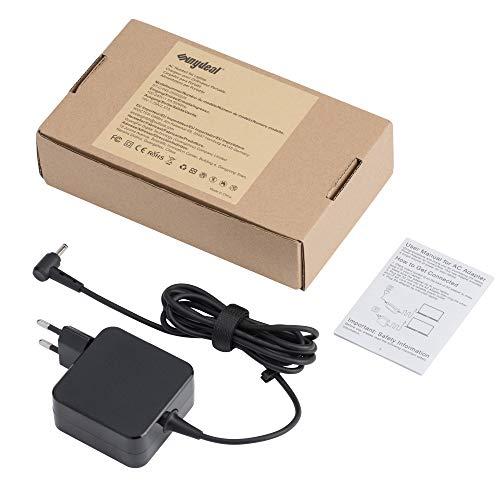 45W 33W Caricatore Asus - 4.0 x 1.35 mm - Alimentatore per ASUS Zenbook 14 15 Vivobook S14 S15 A512 F540l F541u F553m F556u S432 UX32a UX305 UX310u UX333 UX334 UX433 X540s X542u X543u TP412 19V 2.37A