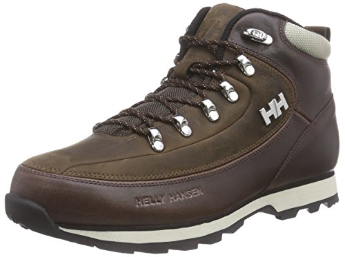 Helly Hansen THE FORESTER, Botas de nieve para Hombre, Marrón (Coffe Bean / Bushwacker / 708), 42.5 EU