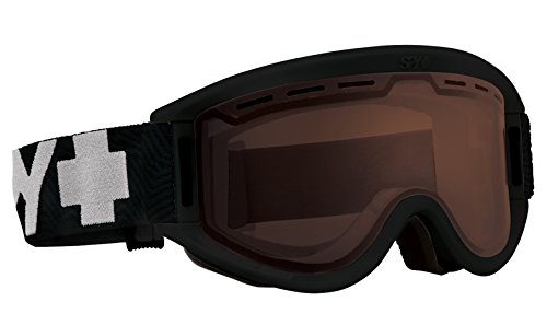 Spy Getaway Black Skibrille, Bronze, One Size