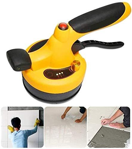 CYGGA Keramische Fliesen Verkleidungen Maschine Leveling Machine Tool for Boden Wand Legen Fliesen Werkzeug Wiederaufladbare Intelligent Keramik Fliese Vibration Maschine Hand Tile Tool