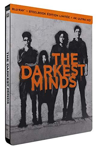Darkest Minds : Rébellion [Édition Limitée SteelBook 4K Ultra HD + Blu-ray]