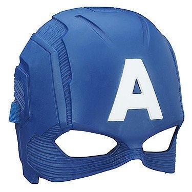 Hasbro B6741 - The First Avenger - Civil War - Rollenspiel-Maske für Kinder - Captain America