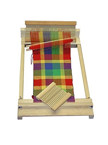 Beka 7201 Child S 10 Weaving Loom Handcraft Product by Beka