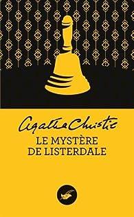 Le mystère de Listerdale par Agatha Christie
