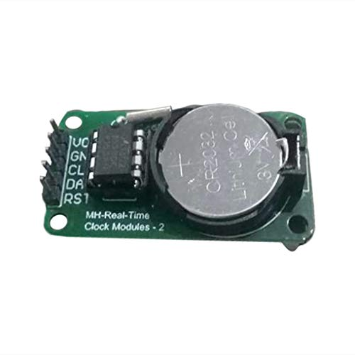 Deshunchang RTC DS1302 Echtzeituhr-Modul für Arduino AVR ARM PIC SMD