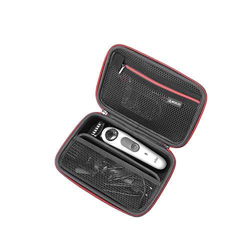 RLSOCO Tasche für Braun Multi-Grooming-Kit MGK5080,MGK3021,MGK3021, MGK7020,MGK5245 / MGK5280 / MGK5080 / MGK5045 / MGK3980 / MGK3060