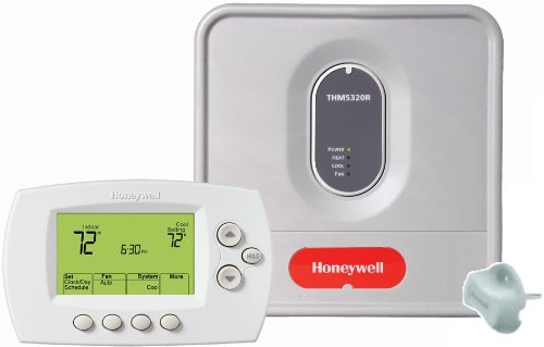 Honeywell YTH6320R1001, Programmable Redlink Enabled Wireless Focuspro...