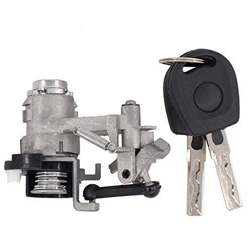 Heckklappenschloss Heckklappe Schlüssel für Golf 4 Van IV Variant 1.9 TDI 2.3 V5 Lupo 1.4 16V Arosa 1.0 1.7 SDi