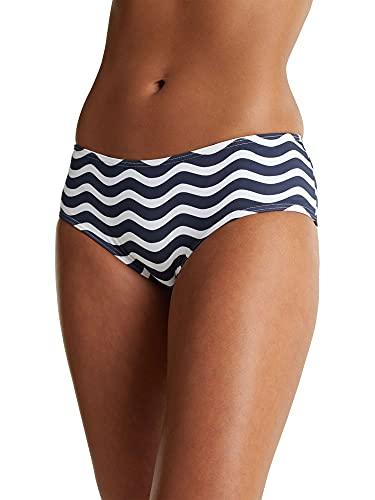 ESPRIT Bodywear Damen Candy Beach sexy Hipster Shorts Bikini-Unterteile, 401/NAVY 2, 38