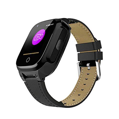 Smart Watch, fitnesstracker met lichaamstemperatuurmeting, videooproepen, betaling, AI Intelligent, waterdichte activiteitstracker smartwatches met slaapmonitor, B