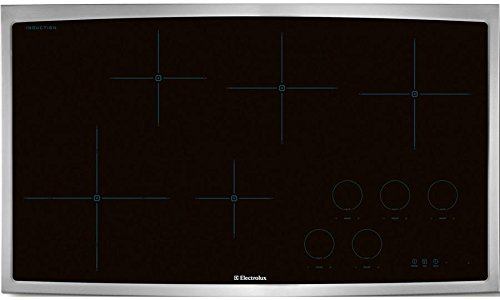Electrolux 36' Stainless Steel Induction Cooktop