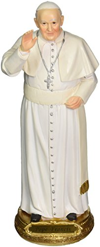 Autom Pope Francis Statue