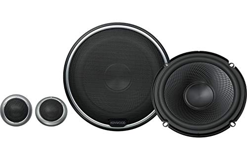 Kenwood KFC-P710PS 280 Watts Performance Series 6-1/2' Component Speakers