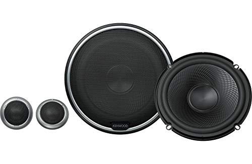 "Kenwood KFC-P710PS 280 Watts Performance Series 6-1/2"" Component Speakers"