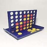 FHJZXDGHNXFGH Nuevos Juguetes Inteligentes para Juegos El Juego Tridimensional de Cuatro Juegos Cuatro ajedrez y Cinco Juegos de Mesa para niños Juguetes educativos