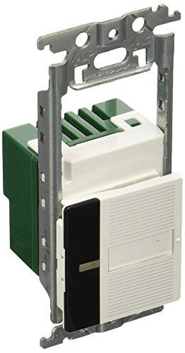 パナソニック(Panasonic) コスモシリーズワイド21 照明リモコン受信スイッチ スイッチスペース付 ホワイト WTC55215W