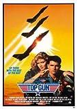 TOP Gun - Tom Cruise – Film Poster Plakat Drucken Bild