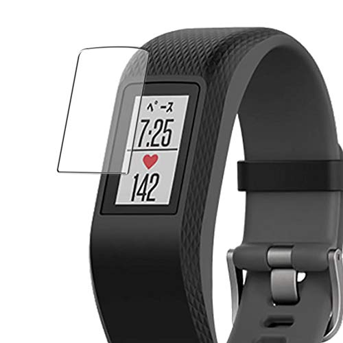 Puccy 3 Pack Anti Blue Light Screen Protector Film, compatible with GARMIN vivosport Slate TPU Guard ( Not Tempered Glass Protectors )