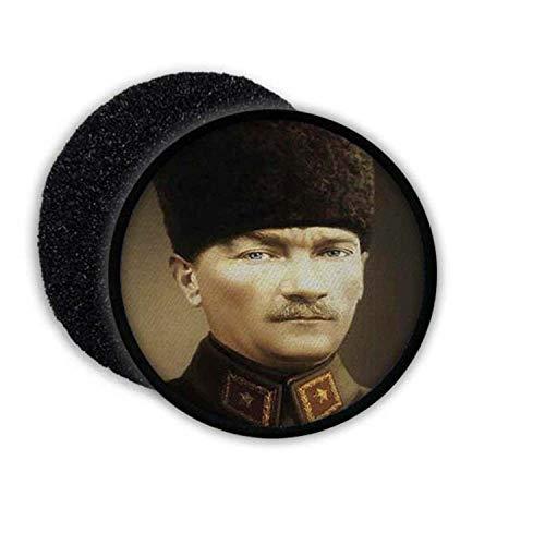 Copytec Atatürk ve bilim Patch Türkei Stolz Türkey Istanbul Militär #22792