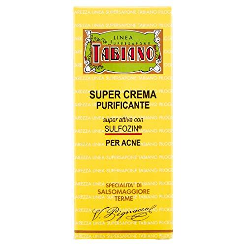 Tabiano Crema antiacne al azufre - 50 ml