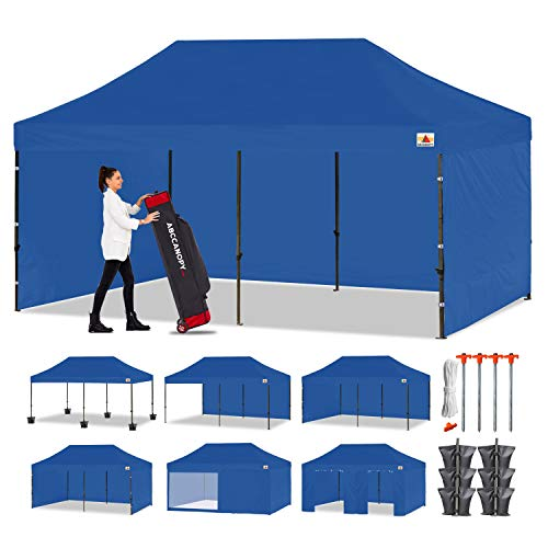 ABC Canopy Tent 10x20 Popup Canopy
