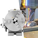 Piatto divisorio durevole stabile stabile diretto diretto dell'acciaio inossidabile di indicizzazione semplice, testa divisoria, perforatrice per fresatrice