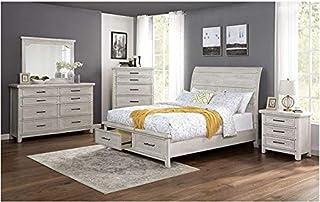 Amazon Com Bedroom Sets California King Bedroom Sets Bedroom Furniture Home Kitchen