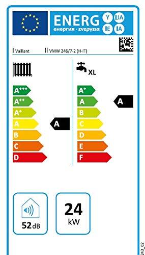 Vaillant Caldaia a Condensazione ECOTEC PURE VMW 246/7-2, a Metano, Bianco