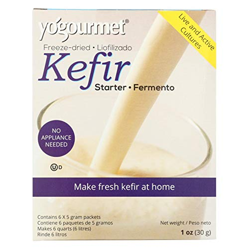 Freeze Dried Kefir Starter 1 Kit