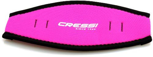 Cressi Neopren-Überzug für Maskenband, Qualität seit 1946, Unisex, DS339994, Rose, 1 Packung