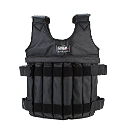Docooler Weighted Vest / Weighted Vest, 16Pouch / Max 20kg