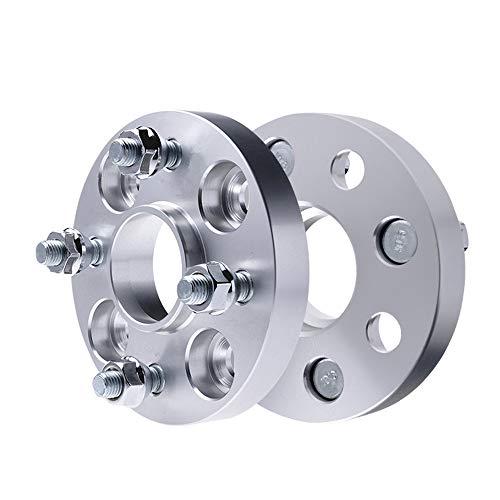 TAYDMEO Car Styling Wheel Spacer 4x100 CB 56.1mm, para Honda CRX Accord...