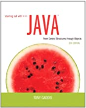 Best starting out with java 5th edition Reviews