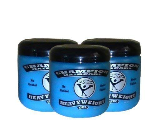 Champion Heavy Weight Gel 16 oz. - New (Pack of 3)