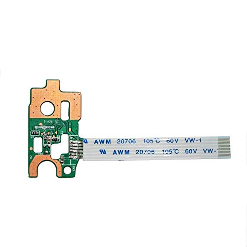 GBHGBH Cable Flexible de la Placa ON-Off for HP Pavilion 15-N 15-F 14-N