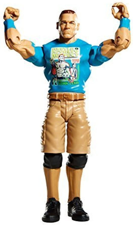 mejor precio WWE Ultimate Fan Pack, Pack, Pack, John Cena, 6  Figura by Mattel  ofreciendo 100%
