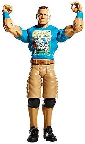 WWE Ultimate Fan Pack, John Cena, 6  Figure by Mattel