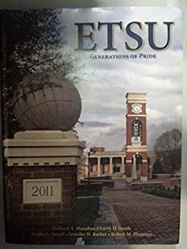 Hardcover Etsu Generations of Pride 2011 Celebrating 100 Years Collector's Book Tennessee Book