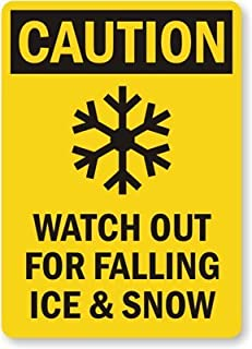 Best caution falling ice Reviews