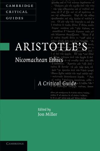 Aristotle's Nicomachean Ethics: A Critical Guide (Cambridge Critical Guides)