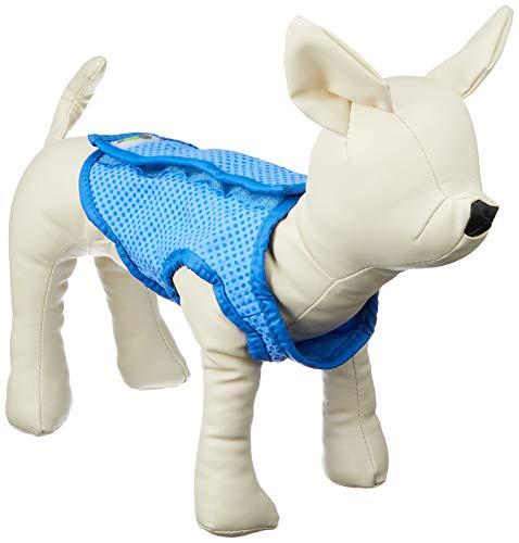 Go Fresh Pet Ice Vest Cooling Vest for Dogs