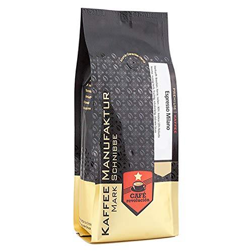 Kaffeemanufaktur Schnibbe | Espresso Milano| ganze Bohnen |500 g